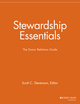 Stewardship Essentials: The Donor Relations Guide (1118690400) cover image