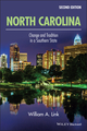 North Carolina: Change and Tradition in a Southern State, 2nd Edition (1118833600) cover image