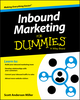 Inbound Marketing For Dummies (1119120500) cover image