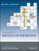 Metals in Medicine, 2nd Edition (1119191300) cover image