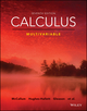 Calculus: Multivariable, 7th Edition (1119374200) cover image