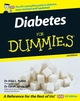 Diabetes for Dummies, 2nd UK Edition (1119992400) cover image