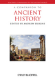 A Companion to Ancient History (1405131500) cover image