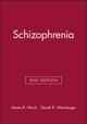 Schizophrenia, 2nd Edition (1405140100) cover image