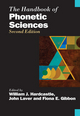 The Handbook of Phonetic Sciences, 2nd Edition (1405145900) cover image