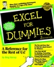 Excel For Dummies, 2nd Edition (1568840500) cover image