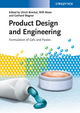 Product Design and Engineering: Formulation of Gels and Pastes (3527332200) cover image