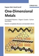 One-Dimensional Metals: Conjugated Polymers, Organic Crystals, Carbon Nanotubes, 2nd Edition (3527605800) cover image