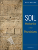 Soil Mechanics and Foundations, 3e (EHEP001800) cover image