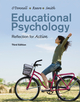 Educational Psychology: Reflection for Action, 3rd Edition (EHEP002000) cover image