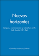 Nuevos horizontes: Lengua, conversacion y Literatura 1e with Lab Audio CD's Set (0470096101) cover image