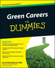 Green Careers For Dummies (0470529601) cover image