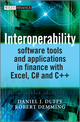 Interoperability: Software Tools and Applications in Finance with Excel, C# and C++ (0470979801) cover image