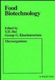 Food Biotechnology: Microorganisms (0471185701) cover image