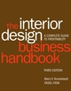 The Interior Design Business Handbook: A Complete Guide to Profitability, 3rd Edition (0471227501) cover image