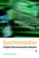Synchronization of Digital Telecommunications Networks (0471615501) cover image