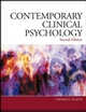 Contemporary Clinical Psychology, 2nd Edition (0471692301) cover image