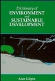 Dictionary of Environmental and Sustainable Development (0471962201) cover image