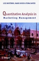 Quantitative Analysis in Marketing Management (0471964301) cover image