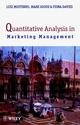 Quantitative Analysis in Marketing Management (0471964301) cover image
