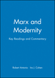 Marx and Modernity: Key Readings and Commentary (0631225501) cover image