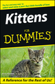 Kittens For Dummies (0764541501) cover image