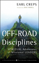 Off-Road Disciplines: Spiritual Adventures of Missional Leaders (0787985201) cover image