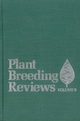 Plant Breeding Reviews, Volume 5 (1118061101) cover image
