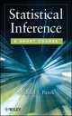 Statistical Inference: A Short Course (1118229401) cover image