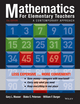 Mathematics for Elementary Teachers: A Contemporary Approach, 10th Edition Binder Ready Version (1118487001) cover image