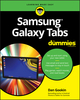 Samsung Galaxy Tabs For Dummies (1119466601) cover image