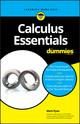 Calculus Essentials For Dummies (1119591201) cover image