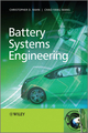Battery Systems Engineering (1119979501) cover image