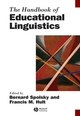 The Handbook of Educational Linguistics (1405154101) cover image