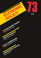 Economic Policy 73 (1444351001) cover image