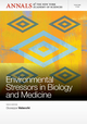 Environmental Stressors in Biology and Medicine (1573318701) cover image