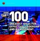 John Adair's 100 Greatest Ideas for Effective Leadership and Management  (1841121401) cover image