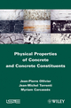Physical Properties of Concrete and Concrete Constituents (1848213301) cover image