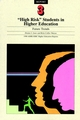 High Risk Students Future Volume 19 Rpt 3 1990 (1878380001) cover image