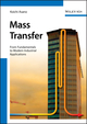 Mass Transfer: From Fundamentals to Modern Industrial Applications (3527314601) cover image