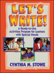 Let's Write!: A Ready-to-Use Activities Program for Learners with Special Needs (0130320102) cover image