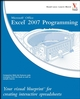 Microsoft Office Excel 2007 Programming: Your visual blueprint for creating interactive spreadsheets (0470132302) cover image