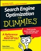 Search Engine Optimization For Dummies, 3rd Edition (0470262702) cover image