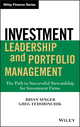 Investment Leadership and Portfolio Management: The Path to Successful Stewardship for Investment Firms (0470435402) cover image