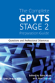 The Complete GPVTS Stage 2 Preparation Guide: Questions and Professional Dilemmas (0470654902) cover image