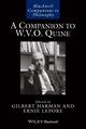 A Companion to W. V. O. Quine (0470672102) cover image