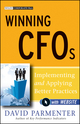 Winning CFOs: Implementing and Applying Better Practices, with Website (0470767502) cover image