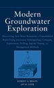 Modern Groundwater Exploration: Discovering New Water Resources in Consolidated Rocks Using Innovative Hydrogeologic Concepts, Exploration, Drilling, Aquifer Testing and Management Methods (0471064602) cover image