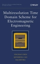 Multiresolution Time Domain Scheme for Electromagnetic Engineering (0471272302) cover image