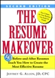The Resume Makeover, 2nd Edition (0471436402) cover image